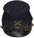 McDOWELL PATTERN ARTILLERY OFFICER'S FORAGE CAP