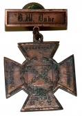 SOUTHERN CROSS OF HONOR BELONGING TO GENERAL BASIL W. DUKE