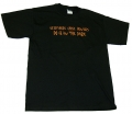 GETTYSBURG GHOST HUNTERS DO IT IN THE DARK T-SHIRT