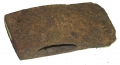 LARGE CAMP AXE RECOVERED AT SNYDER'S BLUFF, MS