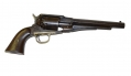 CIVIL WAR ERA REMINGTON NEW MODEL 1858 ARMY REVOLVER