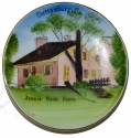 JENNIE WADE HOUSE SOUVENIR PLATE/ORNAMENT