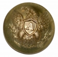 ARTILLERY OFFICER'S COAT BUTTON, AY78A5