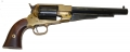 PIETTA REPRODUCTION OF A MODEL 1858 NEW ARMY BRASS FRAMED REMINGTON REVOLVER