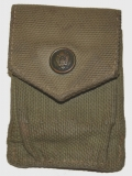 1916 DATED EAGLE SNAP PISTOL MAGAZINE POUCH