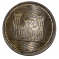 NEW YORK ENGINEER COAT BUTTON, 7TH REGIMENT