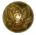 CAVALRY OFFICER'S COAT BUTTON