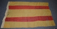 USN CIVIL WAR-ERA FLAG - SPANISH NATIONAL COLORS ISSUED TO UNION NAVAL VESSELS