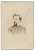 CDV of MAJOR GENERAL ALEXANDER S. WEBB