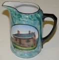 JENNIE WADE HOUSE SOUVENIR PITCHER