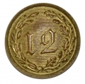 NEW YORK 12TH REGIMENT COAT BUTTON, NY48
