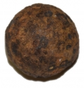 U.S. / C.S. 12 POUND CANISTER BALL, RECOVERED FROM GETTYSBURG