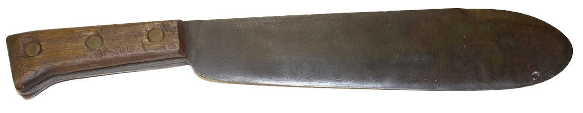 WORLD WAR TWO US MARINE CORPS BOLO KNIFE BY CHATILLON