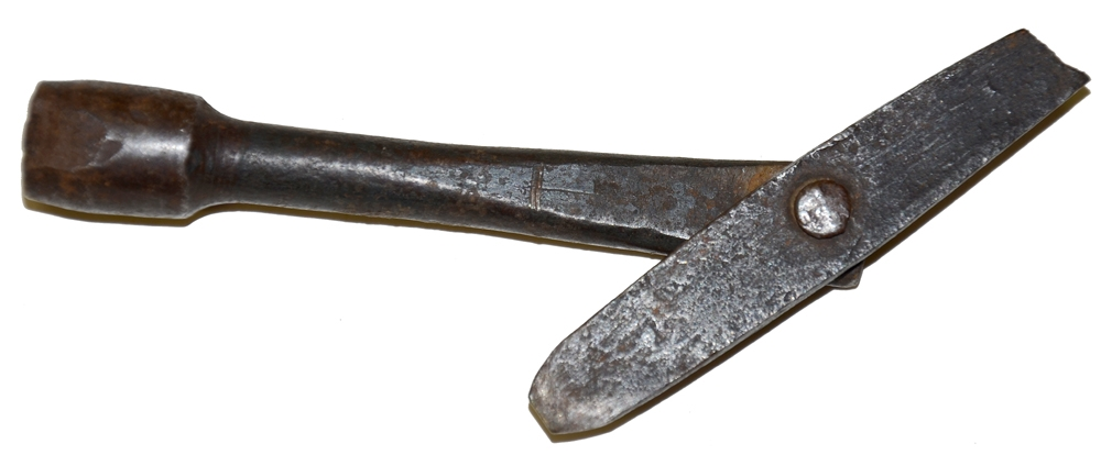 CONFEDERATE RICHMOND RIFLE MUSKET COMBINATION TOOL