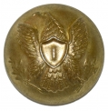 CIVIL WAR ERA US OFFICER'S COAT BUTTON