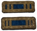 NEAR PRISTINE INFANTRY CAPTAIN SHOULDER STRAPS
