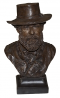 GENERAL ROBERT E. LEE BUST BY RON TUNISON