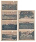 LOT OF GETTYSBURG ELECTRIC RAILWAY TICKETS