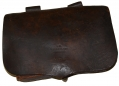 U.S. ARTILLERY FUSE POUCH -- ARSENAL MARKED