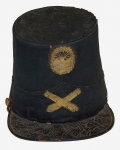 1851 PATTERN SHAKO FOR OHIO STATE ARTILLERY