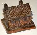 MODEL OF JENNIE WADE HOUSE