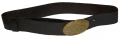 PATTERN 1841 US ENLISTED MAN'S WAIST BELT WITH LEATHER KEEPER