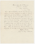 IMPORTANT 1863 SURGEON'S LETTER OF DISABILITY FOR COL. CHARLES T. COLLIS, 114TH PENNSYLVANIA INFANTRY