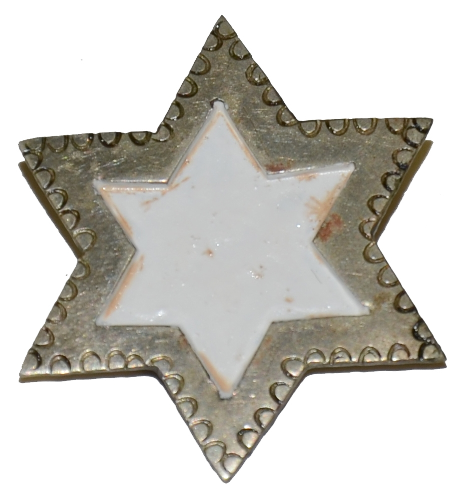 UNION VIII CORPS, 2ND DIVISION VETERAN BADGE