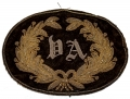 VIRGINIA OFFICER'S 1858 HARDEE HAT INSIGNIA