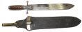 FIRST PATTERN 1887 SPRINGFIELD HOSPITAL CORPS KNIFE