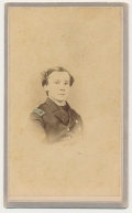CDV OF A UNION NAVAL OFFICER