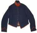 MINTY CIVIL WAR LIGHT ARTILLERY JACKET
