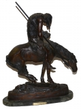 <i>END OF THE TRAIL SCULPTURE</i> BY JAMES EARLE FRASER