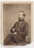 CDV GENERAL WILLIAM STARKE ROSECRANS