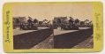 "STEREO VIEW OF U.S. NAVAL ACADEMY & ""GREAT MORTAR"