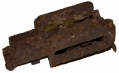 RELIC WORLD WAR TWO LUFTWAFFE MG17 AMMO FEED MECHANISM