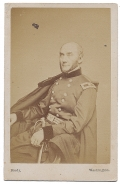 SEATED VIEW OF GENERAL GEORGE CULLUM