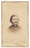 CDV OF COLONEL KENT 17TH NEW HAMPSHIRE