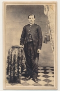 FULL STANDING CDV OF FEDERAL PRIVATE