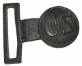 PARTIAL C.S. TWO-PIECE BUCKLE