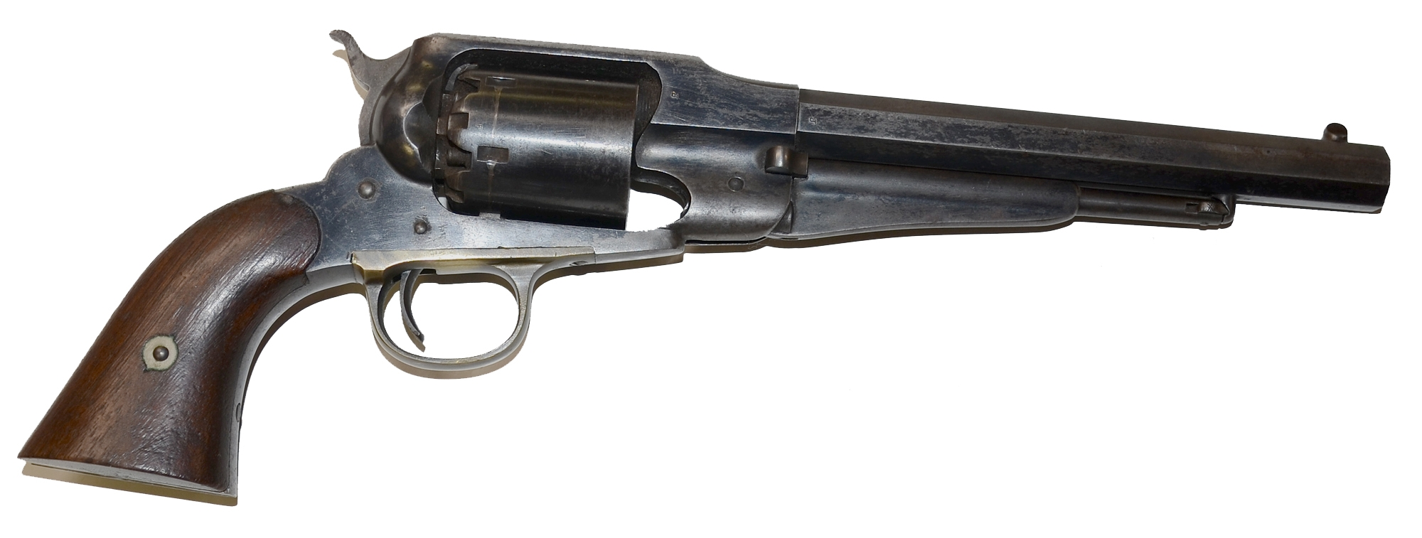 EXCELLENT REMINGTON NEW MODEL ARMY REVOLVER