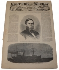 HARPER'S WEEKLY, DECEMBER 26, 1863 - LOOKOUT MOUNTAIN/ ARMY OF CUMBERLAND
