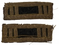 CIVIL WAR STAFF CAPTAIN'S SHOULDER STRAPS