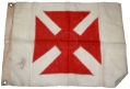 19TH ARMY CORPS FLAG FOR G.A.R. HALL OR ENCAMPMENT USE