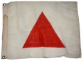 4TH ARMY CORPS FLAG FOR G.A.R. HALL OR ENCAMPMENT USE