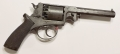BRITISH MADE ADAMS DOUBLE-ACTION REVOLVER