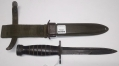 M-4 BAYONET & SCABBARD FOR THE M-1 CARBINE