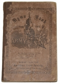 "U.S. CHRISTIAN COMMISSION ""ARMY AND NAVY HYMN BOOK"" OF GEORGE W. MOWERS, 21st PA CAVALRY AND 87th PA INFANTRY"