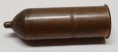 VERY SCARCE .45 CALIBER TEATFIRE CARTRIDGE