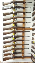 SELECTION OF M1 CARBINES AND RIFLES